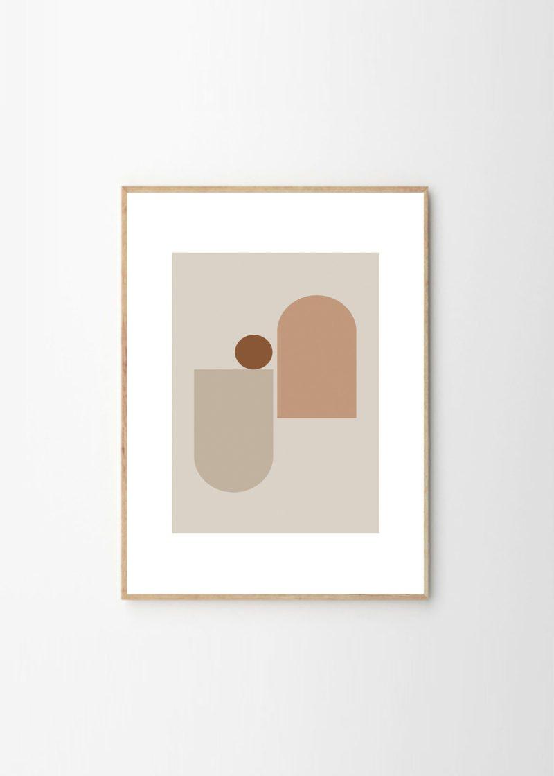 artprint, wallprint, RIIKKA KANTINKOSKI, neutrals, neutral bohemian, boho, wohntrend, wohnideen, kunst, bilder, homedecor, deko, dekoration, wohnzimmer, brauntöne, natürlich wohnen